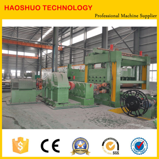 Steel Distribution Cut to Length Machine pictures & photos