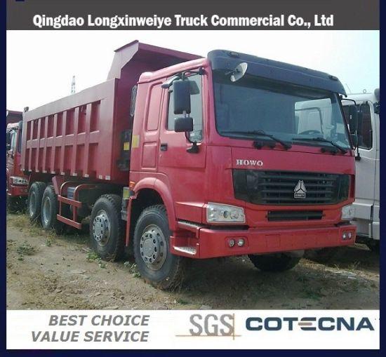 HOWO Dump Truck for Africa Market