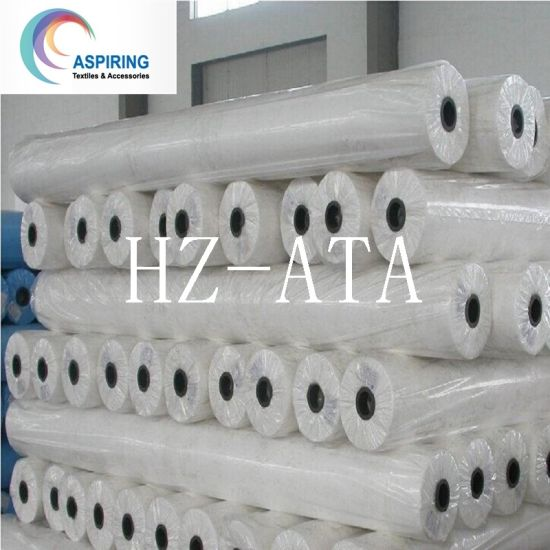 PP Bag Raw Materials Spun Bond Non Woven Fabric pictures & photos