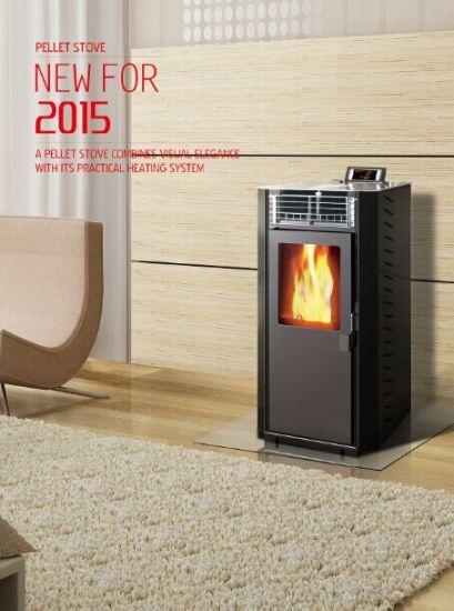 Italian Wood Pellet Stove/Burner (CR-01)