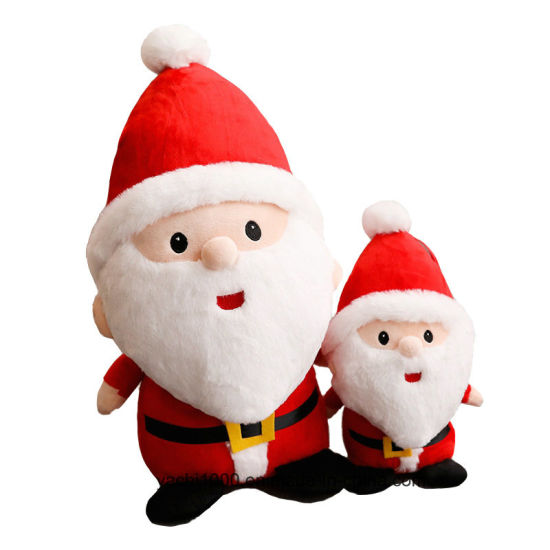 Hot Sale Plush Christmas Santa Claus Toy pictures & photos
