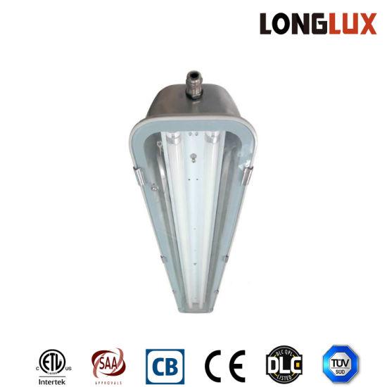 Stainless Steel Waterproof Outdoor Anti-Corrosion Ik10 IP65 LED Light Fixture