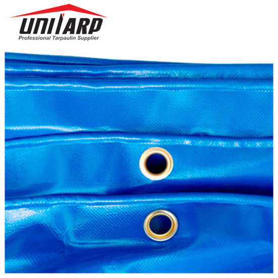 0.5mm 1000d Matte PVC Coated Tarpaulin Cover Sheet with Welding Edge