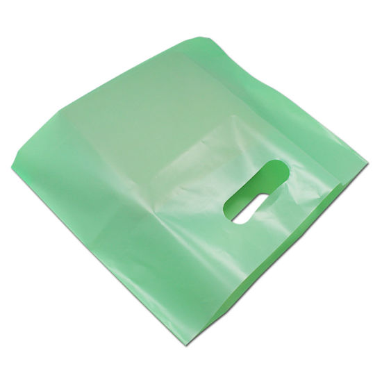 Heavy Duty Biodegradable HDPE T-Shirt Plastic Shopping Bag pictures & photos