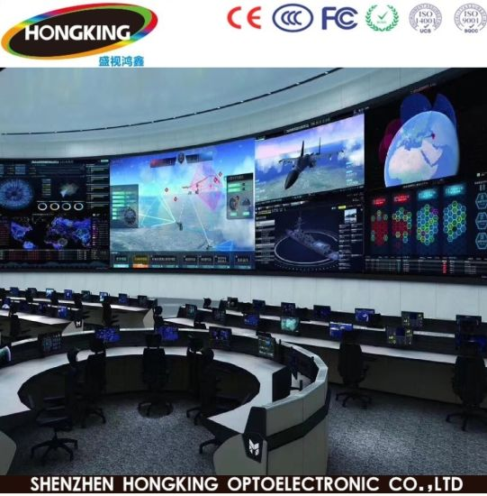 Energy-Saving HD Full Color LED Video Wall Indoor P3 Custom Design LED Screen