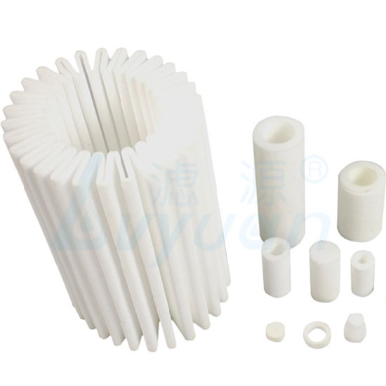 PTFE Sintered Filter Cartridge PE Filter for Wastewater Treatment Industry