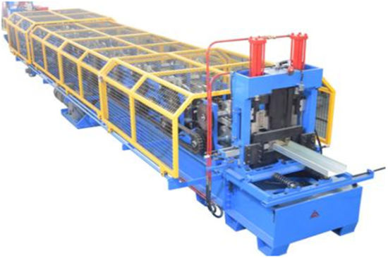 High Speed Full Automatic Hydraulic Motor Drive CZ Purlin Roll Forming Machine with Ce/ISO9001