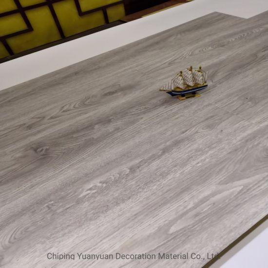Wood/Wooden Floor German Technology 8mm 12mm MDF/HDF Unilin Click Class31 Laminated /Laminate Flooring