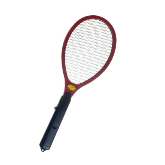 High Voltage Electric Fly Swatter Mosquito Racket Bug Zapper Killer BSCI Approved