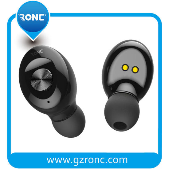 Wireless Earbuds Mini Bluetooth Stereo Headphone Mobile Earphone pictures & photos