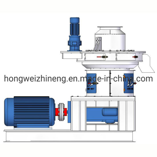 Customized Wood Pellet Mill with Good Price