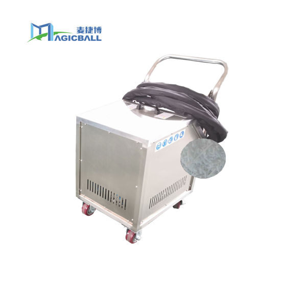 Online Cleaning Food Industry Mechanical Equipment Cleaner Dry Ice Blasting Machine