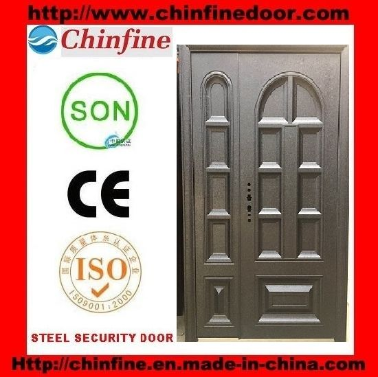 China 2018 High Quality New Popular Door Steel Security Door Entry