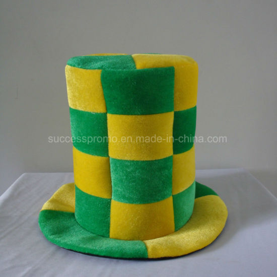 Festival Hat for Soccer Fans with Customized Logo