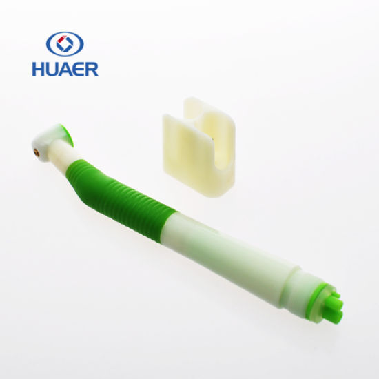 Hot Sale 4 Holes Disposable Dental Handpiece Dental Turbines pictures & photos
