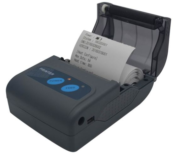 58mm Portable Bluetooth Thermal Printer Sgt-B58V pictures & photos