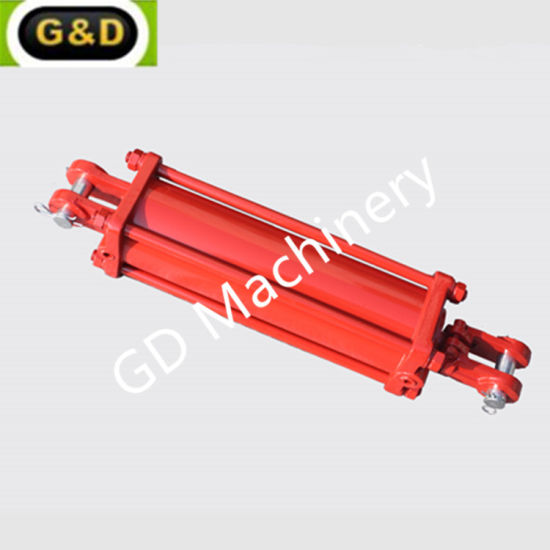 Tie Rod Hydraulic Cylinder Used with Steel Pipe for Agricultural Tractor
