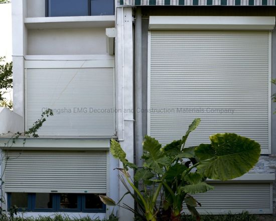 China Factory Roller Shutter Solution for Any Structural Situation and Architecture