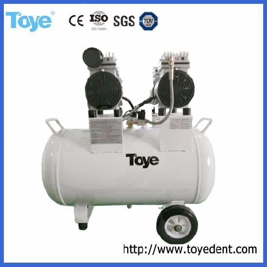 Industrial Dental Silent Oil Free Air Compressor for Dental Unit pictures & photos