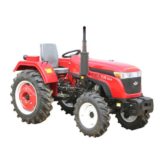 25HP 4WD Farm Tractor