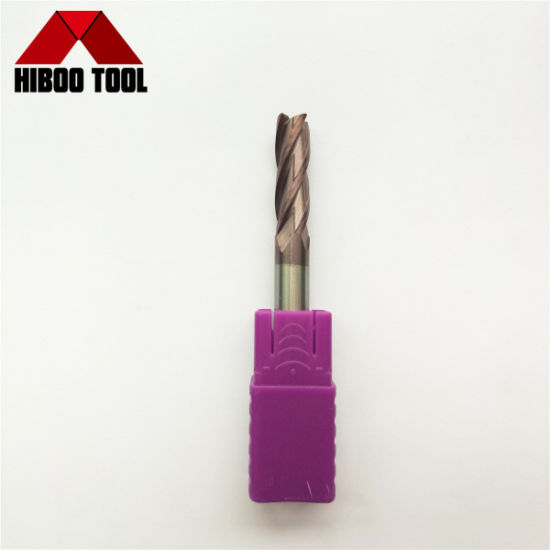 Changzhou Cheap Price End Mills with Violet Coating