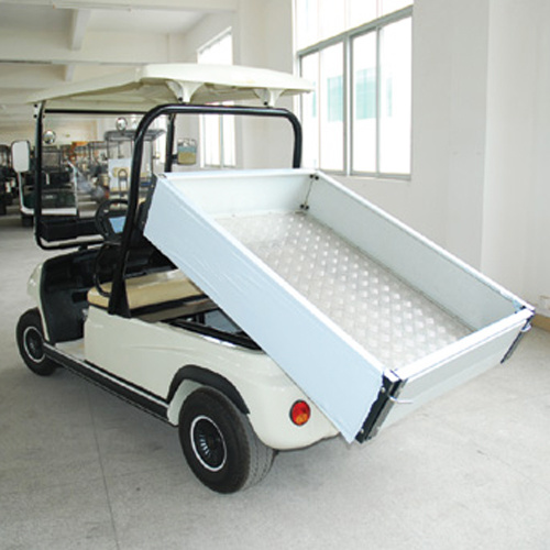 2 Passengers Electric Delivery Cargo Mini Car