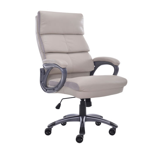 heated office chair. Black PU Leather Heated Office Chair Manager Rocking .