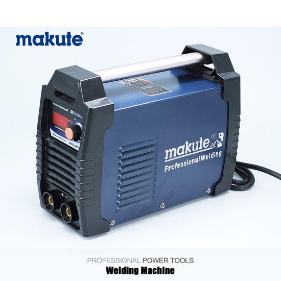 Makute Plastic IGBT Spot Arc CNC Inverter Welding Machine Welder