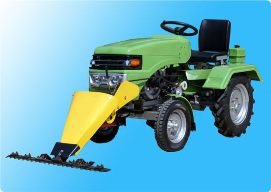 Mini Walking Diesel Lawn Mower