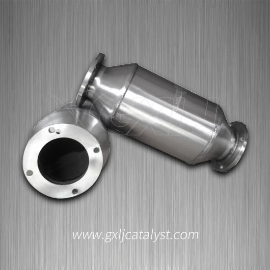 Ceramic Substrate Three Way Catalytic Converter Auto Three-Way Catalyst pictures & photos