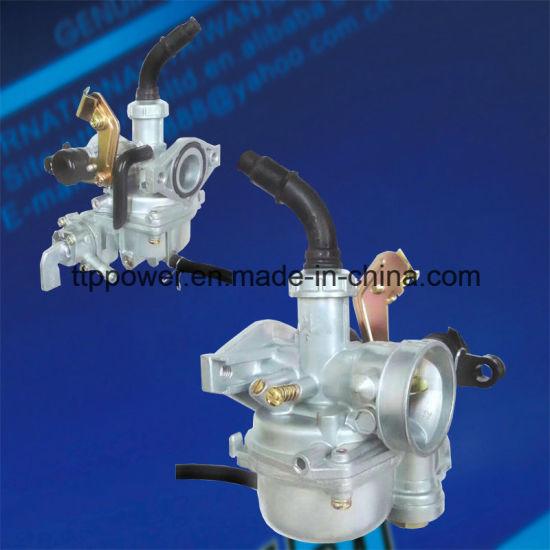 Dy100/Underbone90-110cc Motorcycle Parts Motorcycle Carburetor Assy