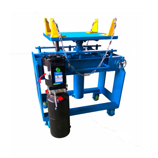Automobile Pneumatic Pit Lift for Heavy Duty Truck Lifts