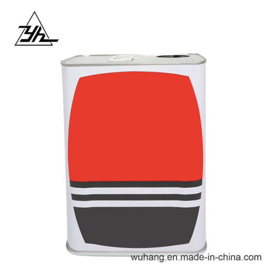 Hot Selling 3.5-5 Liter Tin Package Chemical Metal Can