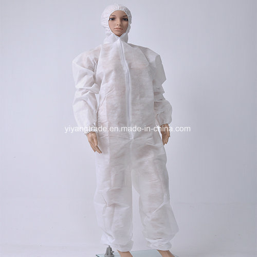 Nonwoven Disposable Protection Workwear Suits