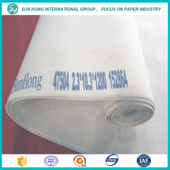 2018 Hot Sale High Quality of Press Felt for Paper Making Clothing pictures & photos