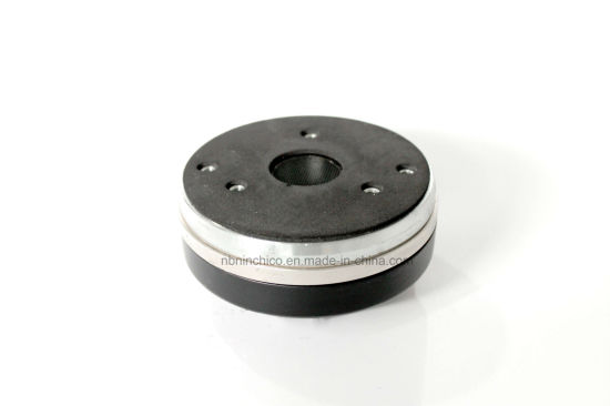 1 Inch Throat Diameter Bolt on Titanium Diaphragm Compression Driver (DE-500TN) pictures & photos