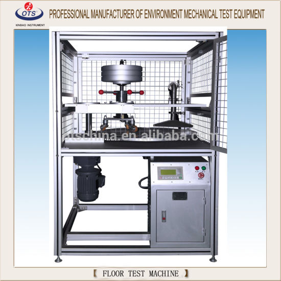 China Floor Casters Friction Tester Floor FrictionResistance Test - Floor friction tester
