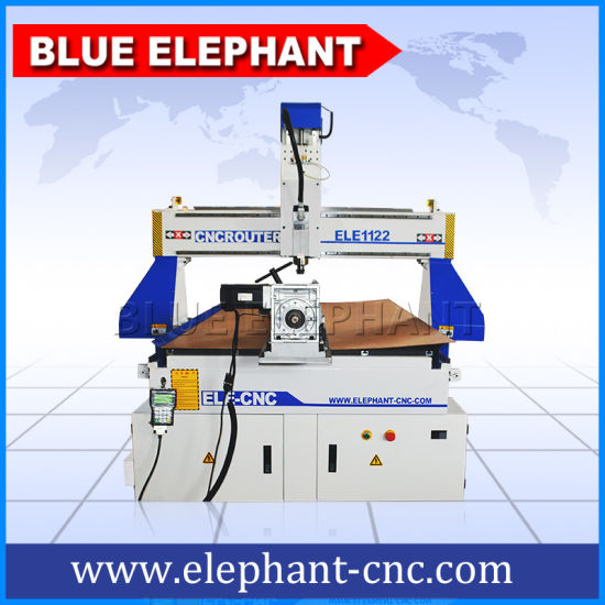 China 1122 Cnc Wood Router Carving Machine Woodworking Equipment For