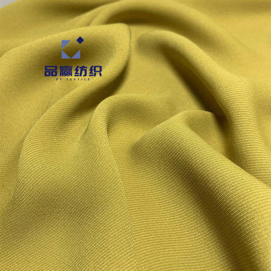 Py19025 Polyester Anti-Wrinkle Woven Silk Like Chiffon Fabric for Dress pictures & photos