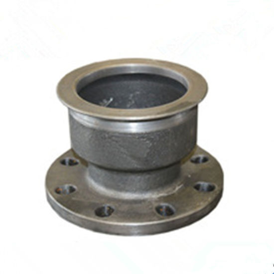 Shell Mould Casting Ductile Iron Pipe Flange