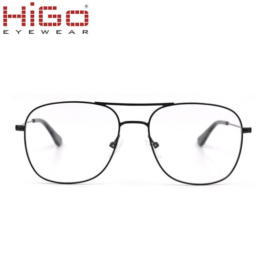 Special Fashion Design Eyewear Spectacles Metal Optical Frame Glasses