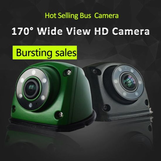 2018 New 960p 170 Degree 5m Infrared CCTV Car Bus Camera pictures & photos