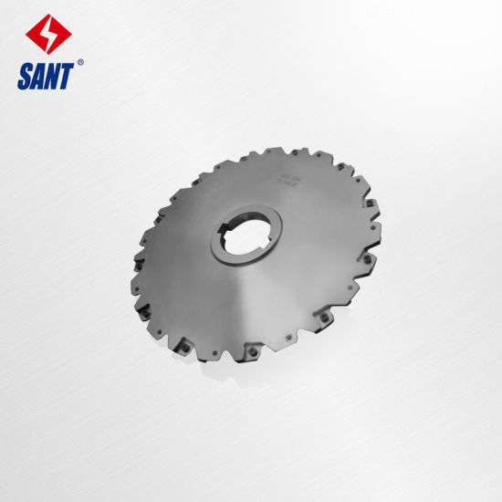 China High Precision CNC Lathe Indexable Milling Cutter PT02