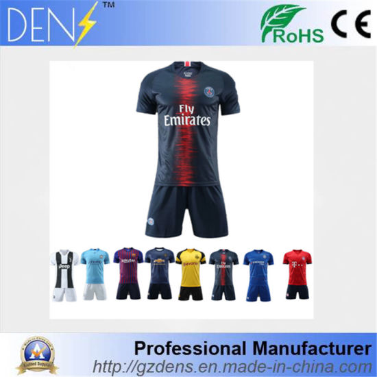 Newest 18-19 Futbol Club Barcelona Soccer Jersey pictures & photos