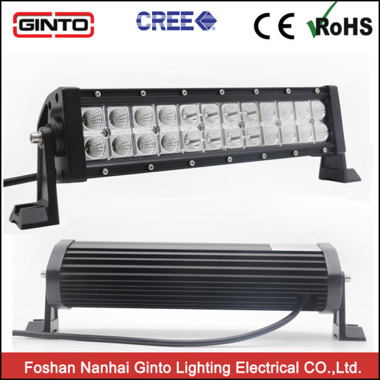 Waterproof 32inch 180W CREE Offroad LED Driving Light Bar for Truck 4WD (GT31001-180Cr)