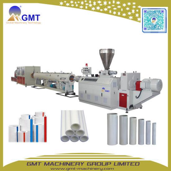 Big Diameter Plastic Winding Sewage Irrigation PE HDPE Pipe Building Extrusion Making Machine