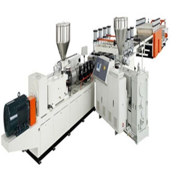 WPC PVC Foam Board Machine