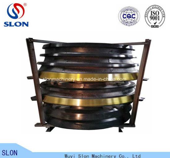 China Mining Machinery Sandvik Svedala Mantle Spare Cone Crusher