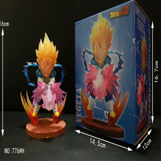 Dragon Ball Anime Vegeta Wholesale Fashion Anime Cos Hot Action Figure 16cm pictures & photos