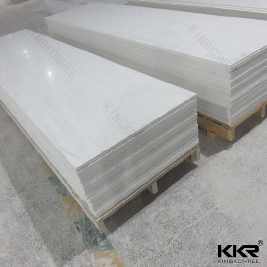 Staron Countertop Material 30mm Acrylic Solid Surface